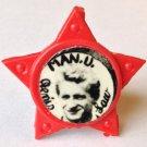 Denis Law Man Utd Vintage Star Badge
