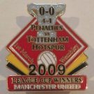 Man Utd Danbury Mint Badge 2009 League Cup Winners