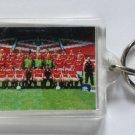 Man Utd 1998-1999 Treble Season Keyring