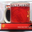 Manchester United Club Crest Mug In Box
