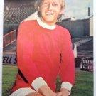 Denis Law 1970's Man Utd Coffer Poster