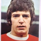 Willie Morgan 1970's Man Utd Coffer Poster