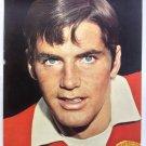 Martin Buchan 1970's Man Utd Coffer Poster