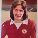 Trevor Anderson 1970's Man Utd Coffer Poster