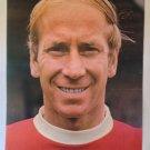Bobby Charlton 1970's Manchester United Coffer Poster