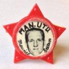 Maurice Setters Man Utd Vintage Star Badge