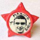 John Aston Man Utd Vintage Star Badge