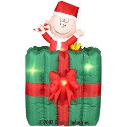 Christmas Animated Holiday Airblown