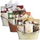 Gourmet Select Holiday Gift Basket