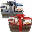 Traditional Holiday Luxury Gift Basket