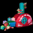 Holiday Airblown Inflatable - Animated Toy Production Line