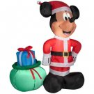 Disney Holiday Airblown Inflatable - Mickey with Gift Sack