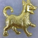 REAL A GRADE JADE & 24K GOLD DOG WITH CERTIFICATE NECKLACES CONSTELLATION اليشم