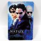 MATRIX CALENDAR CARD 2000 MOVIE CINEMA KEANU REEVES LAURENCE FISHBURNE FN