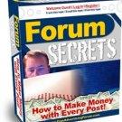 Forum Secrets eBook