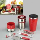 AS SEEN ON TV PRO V JUICER NEW Healthy Juice Extractor Machine Multi-Function HQ