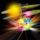 NEW 2CH Induced Helicopter Aerocraft Dazzling Fly Ball Fun Toy Christmas Gift RC