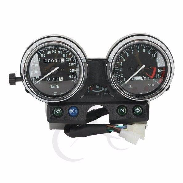 Speedometer Gauge Tachometer for Kawasaki ER5 ZRX1200 2001-2008 02 03 04 05 06