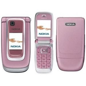 ORIGINAL Nokia 6131 Pink 100% UNLOCKED Cellular Phone GSM 2016 Warranty FREE HOT