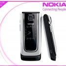 Original Nokia 6555 Silver 100% UNLOCKED GSM Cellular Phone 2016 Warranty FREE 9