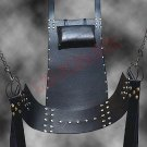Leather Dulex Sex Sling S5 / SM Möbel, Leder Sling Matte mit