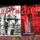 ARCHITECTURE Magazine - June 1999 / Nov 2000 Ruhr factories, Industry