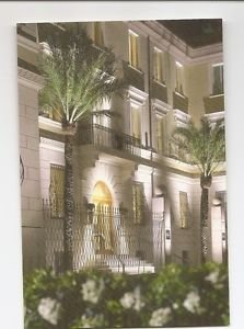 POSTCARD - Capo d'Africa Hotel Rome ITALY