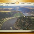 GERMANY Deutsche Welle Shortwave Radio 1990 Calendar Rheinland Pfalz Photos