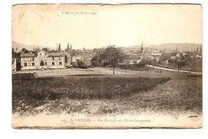 Postcard - Le Cendre Vue Generale - Auvergne France 1910s?