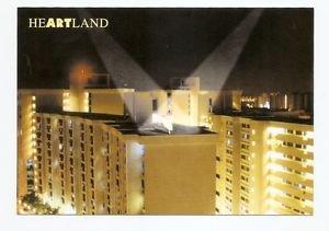 "Postcard - SINGAPORE ""HEARTLAND"" Sembawang Hong Kah CDC Housing Estate 2001"