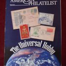 AMERICAN PHILATELIST Mar 2013 French Frigate Shoals, Air Mail Centenary, Ukraine