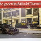POSTCARD LONDON TOY AND MODEL MUSEUM - London England UK
