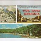 Postcard - Park Rapids, Minnesota 1970s