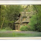 POSTCARD - Queen Charlotte's Cottage, Royal Botantic Gardens Kew, London UK