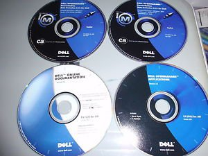 DELL OpenManage Applications, Documentation, PowerSuites Data Protection CDs