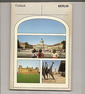 OUTLOOK BERLIN - Berlin Information Center 1988 Pre-Unification 96 Page Booklet