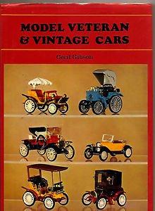 MODEL VETERAN & VINTAGE CARS Cecil Gibson 1971 Matchbox Corgi Solido