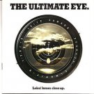 "LEICA / LEITZ - Brochure ""ULTIMATE EYE - Leica Lenses Up Close"" 1977"