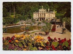 Postcard - LINDERHOF Royal Castle King Kudwig II Bavaria, GERMANY