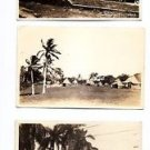 Postcards - 3 PANAMA Scenes 1920s Original Photo RPPC
