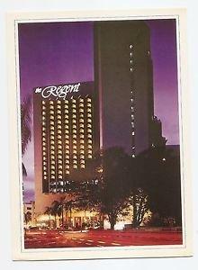Postcard - Regent Hotel Kuala Lumpur Malaysia 2002