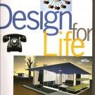 DESIGN FOR LIFE Cooper Hewitt National Design Museum New York - Pristine New