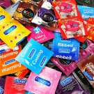 condoms Trojan, Durex, Lifestyles, Crown, One, Atlas, and More Variety Pack (24)
