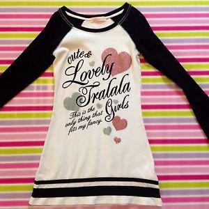 Liz Lisa Tralala Autumn Long Top Dress Size S Gyaru Fashion