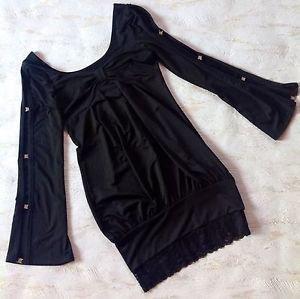 Escape Shibuya 109 Black Dress Size S Gyaru Fashion