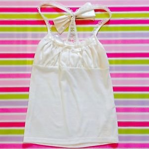 Liz Lisa Tralala White Top Size XS New With Tags
