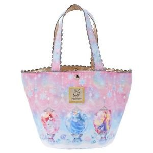Angelic Pretty x Disney Store Japan Collaboration Fairy Season Lolita Tote Bag