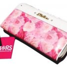 MA*RS Jewel Rose Glitter Stone White Wallet Gyaru Fashion