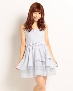Liz Lisa Kawaii Party Onepiece Princess Style Dress Japanese Fashion