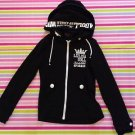 Liz Lisa Doll Black Rock & Roll Hoodie Size S Gyaru Fashion